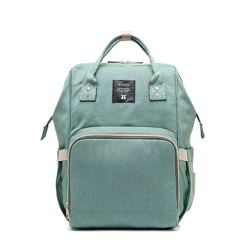 e94d7f5e4505 Сумка-рюкзак для мамы Baby Mo (зелёный)