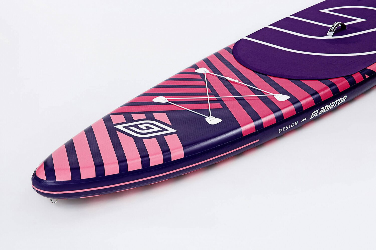 Доска SUP Board надувная (Сап Борд) Gladiator PRO 11.2 DSGN
