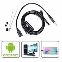 Android Эндоскоп камера Android and PC Endoscope